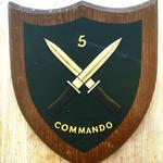 No.5 Commando Shield