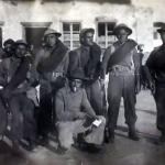 Francis Geronimo, Enrique Galera, and others from 50 Middle East Commando