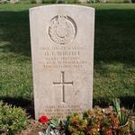 Marine Henry Thomas Burfitt