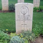 Marine William Henry Barrington
