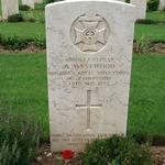 Rifleman Albert Westwood