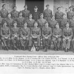 Achnacarry Commando Officers and Instructors