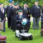 Veterans at The Summer Service