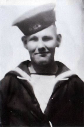 Able Seaman Neville Burgess