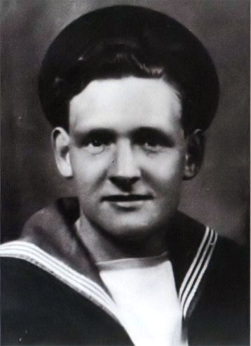 Able Seaman Keith Mayor