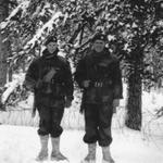 Stan Williams & Derek Preston, 45 Cdo. Cyprus 1956,  Troodos Mountains