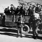 Some of 40 Commando RM,  24th January 1948