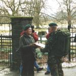 Nial Thomson and Dutch Commandos
