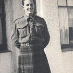 Sgt (later TSM) Ken McAllister No 2 Cdo 5 troop