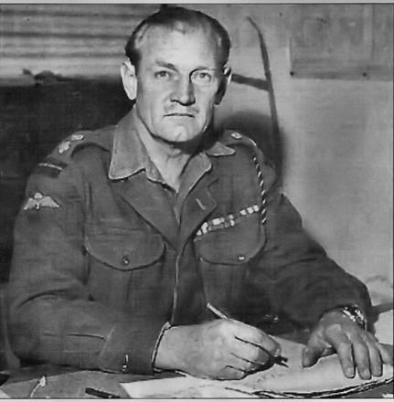 Lt. Col. Jack Churchill DSO, MC