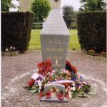 No.3 Commando monument, Amfreville