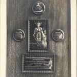 Memorial at Stratton Church, nr Bude