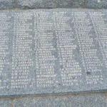 St Nazaire Roll of Honour