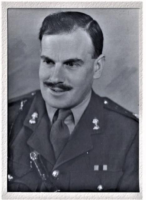 Lt Col David M Shaw DSO MC