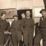 Sgt. Ernie Milner and others  - No.2 Commando 4 Troop