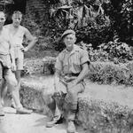 Ernie Milner and others - No.2 Commando 4 troop