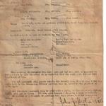 5 Cdo Adjutant's order