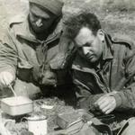 Scouse Hale and Des Rochford - No.2 Commando