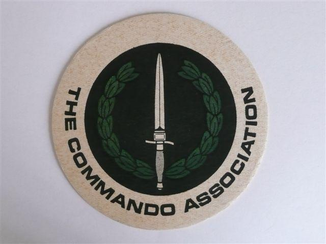 Commando Association souvenir