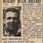 Capt. Harold Hammond Pennington