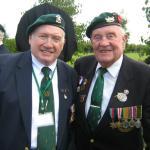 Harvey O'Hara & Ted Brewer  - July 2007