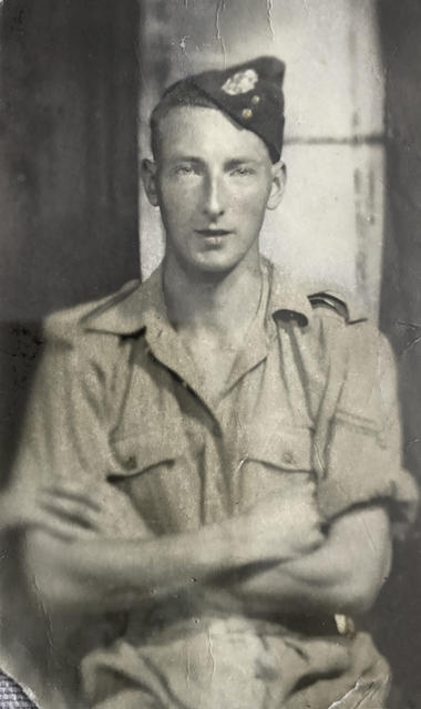Lance Corporal Charles Alfred Parker