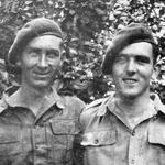 George Deadman and Pal
