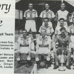 42 Commando Football Team 1950-1