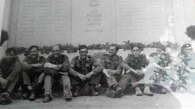 Commandos captured at Dieppe
