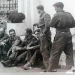 Commandos captured at Dieppe