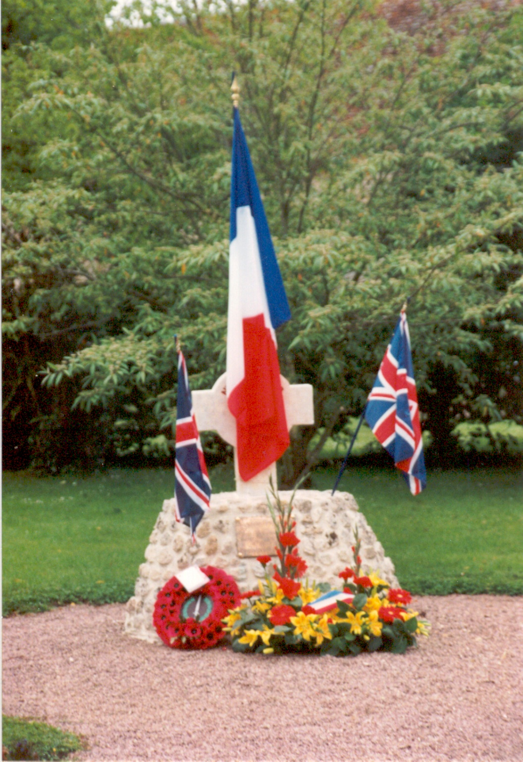 No.4 Commando monument, Hauger (1)