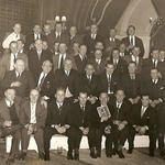 No 9 Commando reunion London 1963