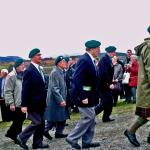 James Hirst and others 50th anniversary of the Memorial 2002