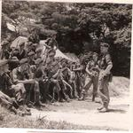 45 Commando briefing 1950.