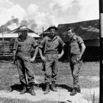 145 Cdo Bty. Wallace bay Sabah Borneo. 1964-65
