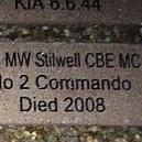 Major Mike Stilwell CBE MC