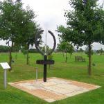 The CVA Memorial, Alrewas 2009