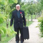 Capt (The Reverend) George Parsons, No2 Cdo