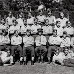 10 Platoon, 'X' Company, RM Commando, Sandown, Isle of Wight 1942