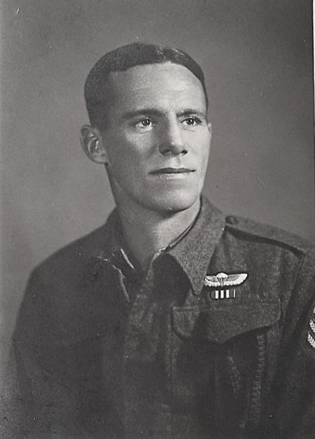 L/Cpl Bob Tait, MM & Bar