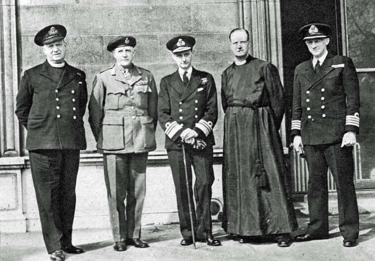 Combined Operations Chaplains