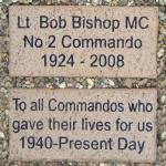 Lt. Bob Bishop MC