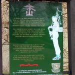 Pegasus Bridge plaque