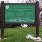 Pegasus plaque