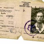 Harry Richman's ID Card