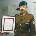 Staff Sgt. Colin Bellhouse 59 Cdo Sqn RE