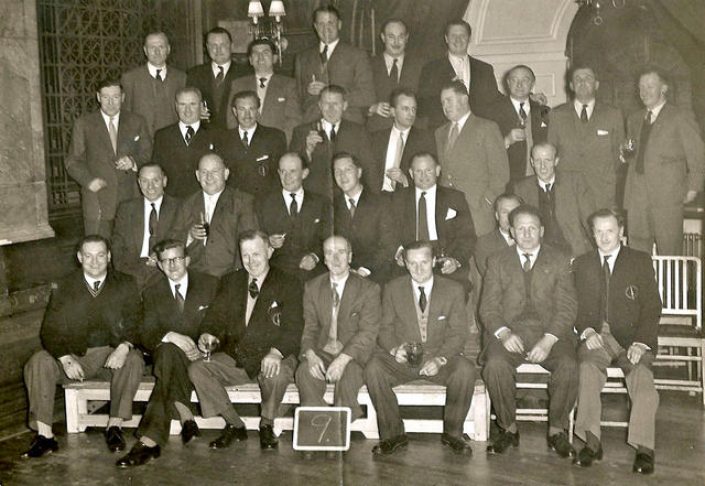 No 9 Commando reunion April 1959