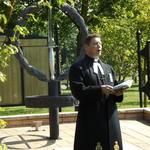 Captain, The Reverend Darren Middleton, CF, MA (Th)