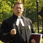 Captain, The Reverend Darren Middleton, CF, MA (Th)