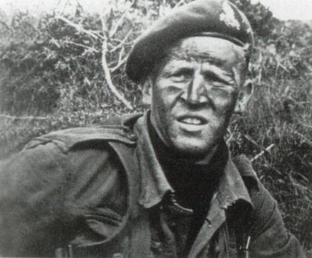 patrick anthony porteous, commando victoria cross